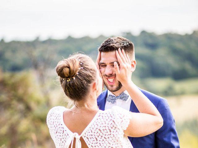 Le mariage de Aymeric et Noémie à Saint-Astier, Dordogne 26