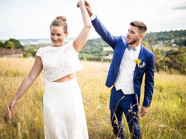 Le mariage de Aymeric et Noémie à Saint-Astier, Dordogne 27