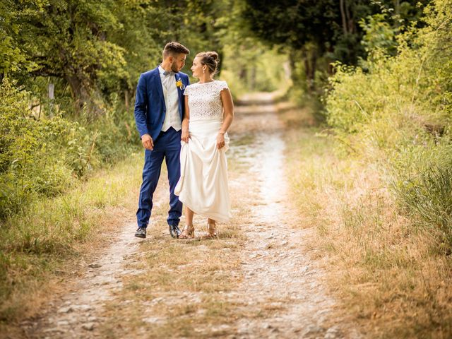 Le mariage de Aymeric et Noémie à Saint-Astier, Dordogne 36