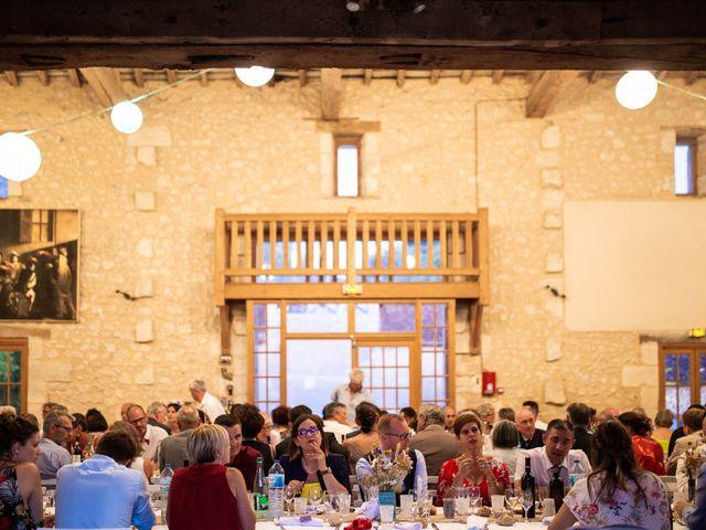 Le mariage de Aymeric et Noémie à Saint-Astier, Dordogne 42