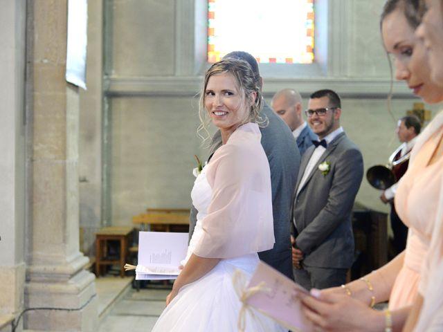 Le mariage de Loïc et Johanna à Genlis, Côte d'Or 8