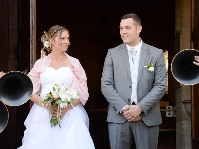 Le mariage de Johanna et Loïc