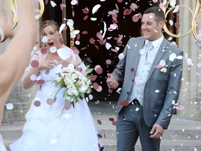 Le mariage de Loïc et Johanna à Genlis, Côte d'Or 12