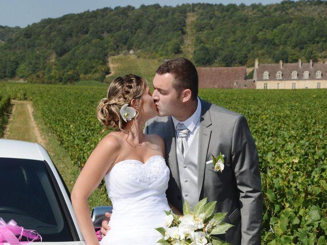 Le mariage de Loïc et Johanna à Genlis, Côte d'Or 13