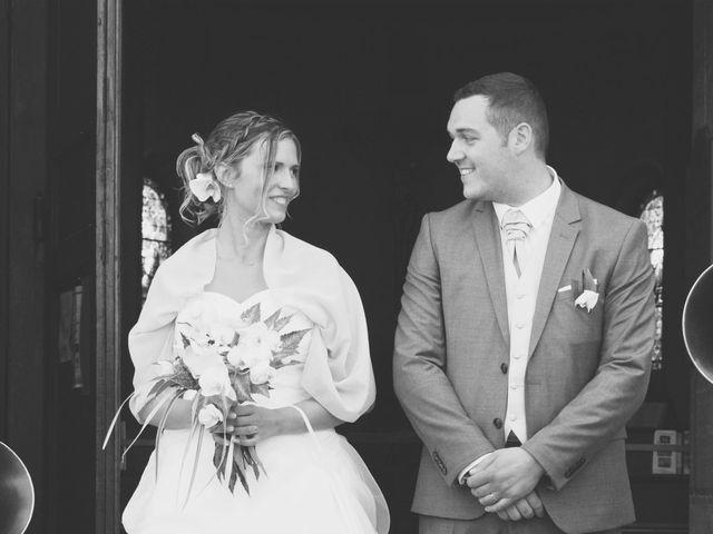 Le mariage de Loïc et Johanna à Genlis, Côte d'Or 14