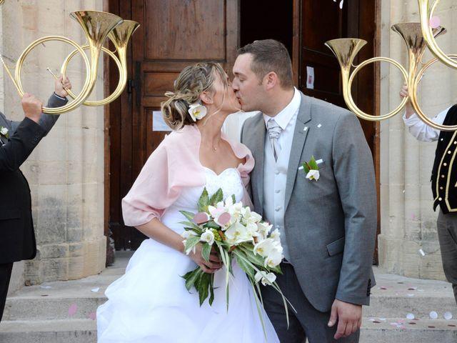 Le mariage de Loïc et Johanna à Genlis, Côte d'Or 17