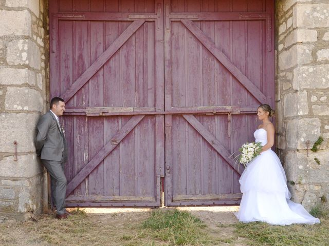 Le mariage de Loïc et Johanna à Genlis, Côte d'Or 21