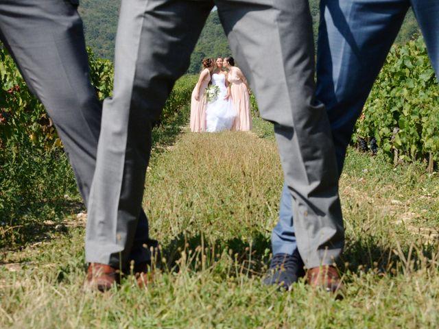 Le mariage de Loïc et Johanna à Genlis, Côte d'Or 23