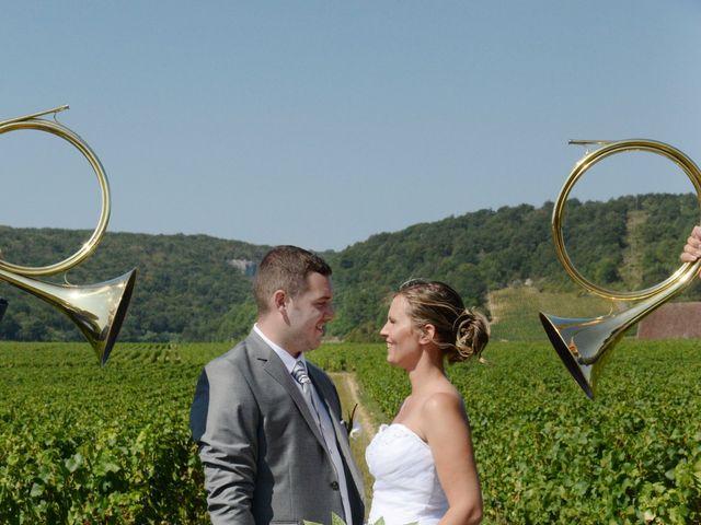 Le mariage de Loïc et Johanna à Genlis, Côte d'Or 24