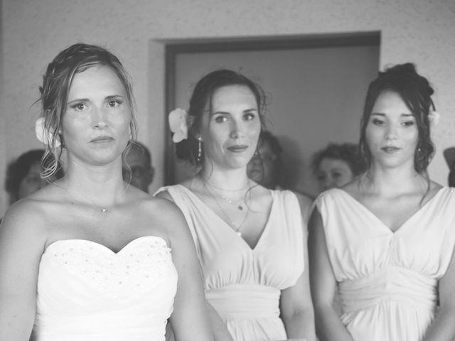 Le mariage de Loïc et Johanna à Genlis, Côte d'Or 29