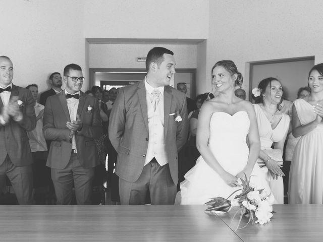 Le mariage de Loïc et Johanna à Genlis, Côte d'Or 30