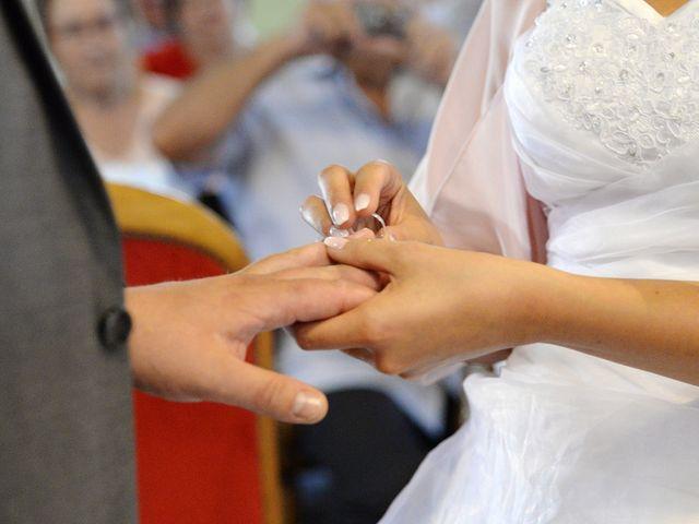 Le mariage de Loïc et Johanna à Genlis, Côte d'Or 33
