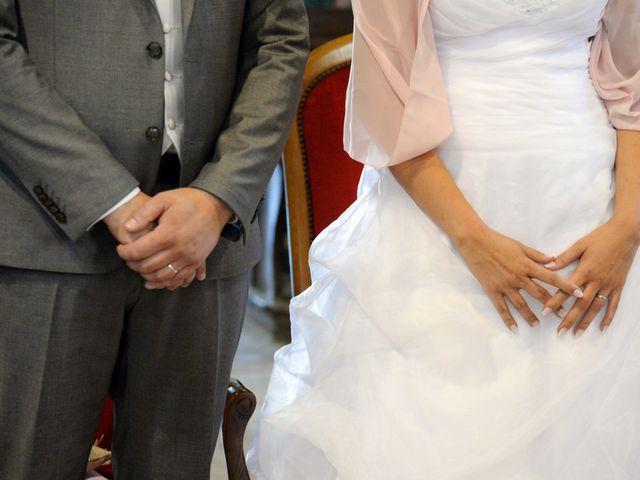 Le mariage de Loïc et Johanna à Genlis, Côte d'Or 34