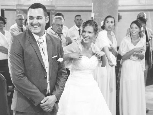 Le mariage de Loïc et Johanna à Genlis, Côte d'Or 36