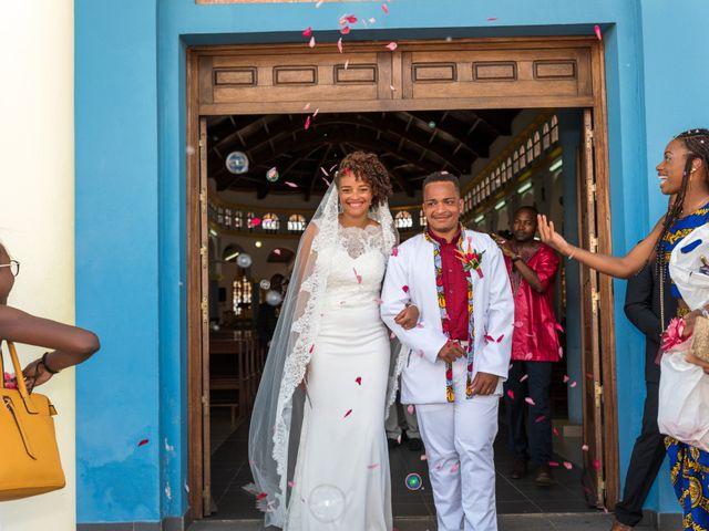 Le mariage de Maelan et Maeva à Rivière-Salée, Martinique 3