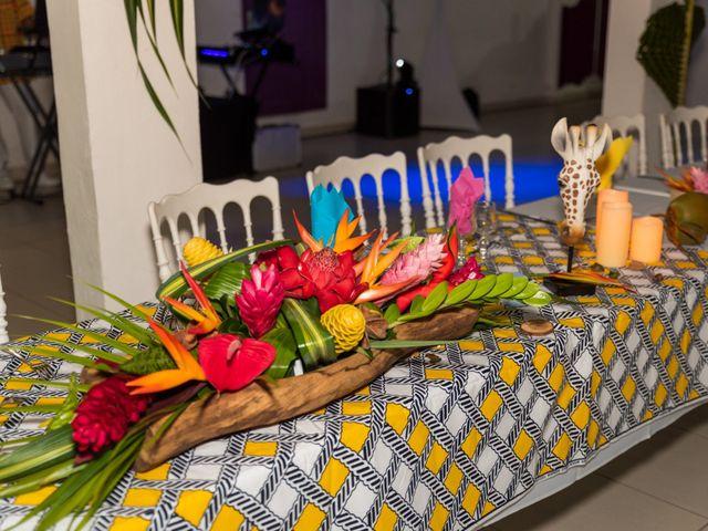 Le mariage de Maelan et Maeva à Rivière-Salée, Martinique 4
