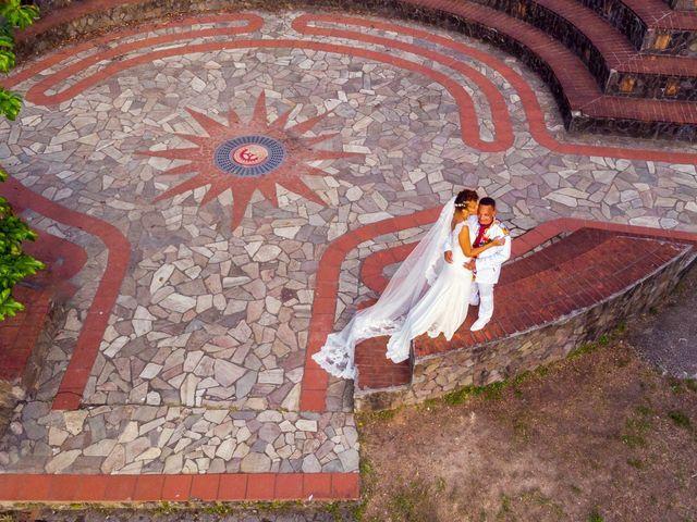 Le mariage de Maelan et Maeva à Rivière-Salée, Martinique 11