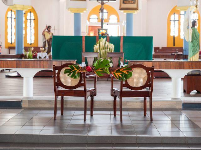 Le mariage de Maelan et Maeva à Rivière-Salée, Martinique 12