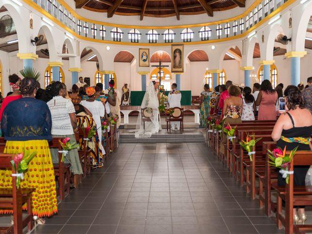 Le mariage de Maelan et Maeva à Rivière-Salée, Martinique 13