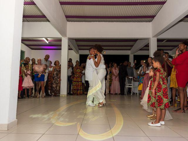 Le mariage de Maelan et Maeva à Rivière-Salée, Martinique 14