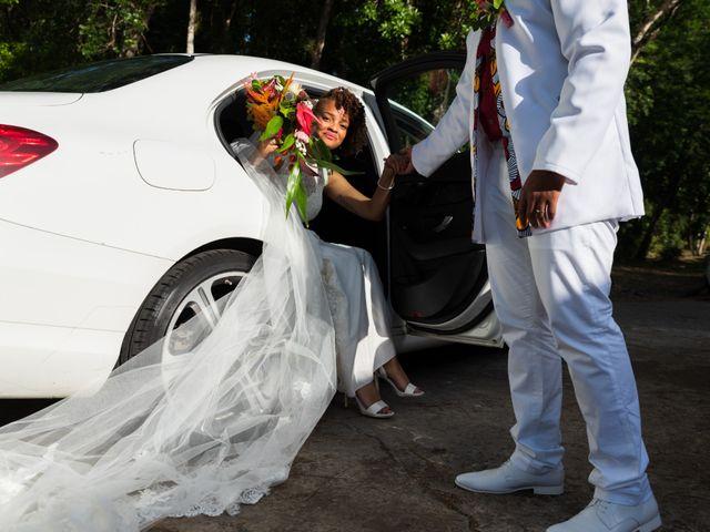 Le mariage de Maelan et Maeva à Rivière-Salée, Martinique 15