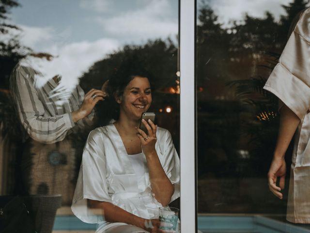 Le mariage de Rafael et Sandrine à Haute-Goulaine, Loire Atlantique 8