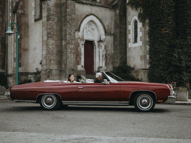 Le mariage de Rafael et Sandrine à Haute-Goulaine, Loire Atlantique 32