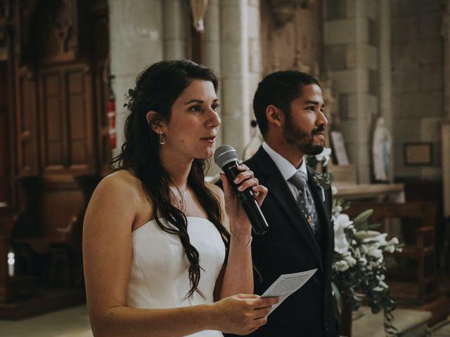 Le mariage de Rafael et Sandrine à Haute-Goulaine, Loire Atlantique 36