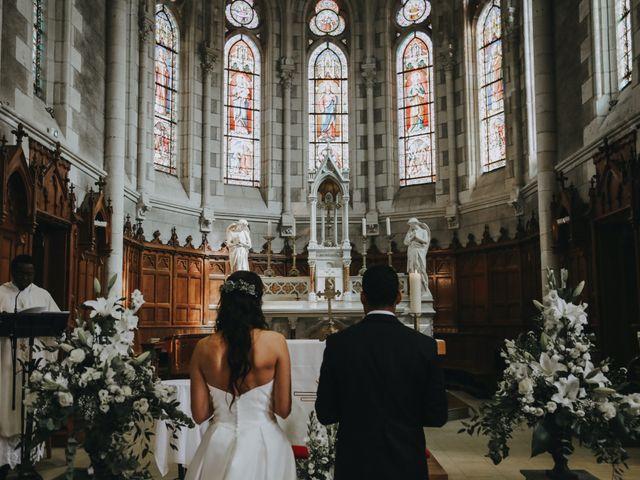 Le mariage de Rafael et Sandrine à Haute-Goulaine, Loire Atlantique 38
