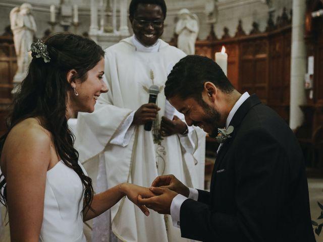 Le mariage de Rafael et Sandrine à Haute-Goulaine, Loire Atlantique 40