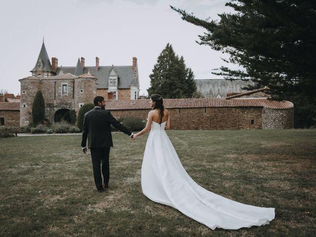 Le mariage de Rafael et Sandrine à Haute-Goulaine, Loire Atlantique 53