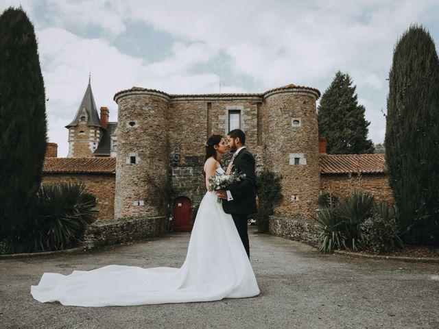 Le mariage de Rafael et Sandrine à Haute-Goulaine, Loire Atlantique 56
