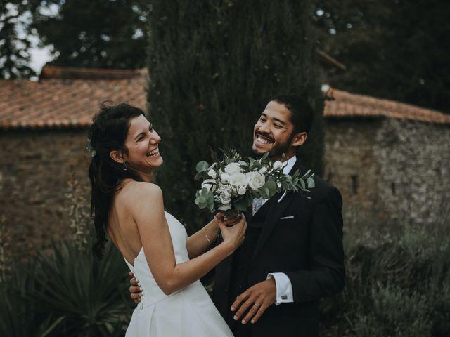 Le mariage de Rafael et Sandrine à Haute-Goulaine, Loire Atlantique 58