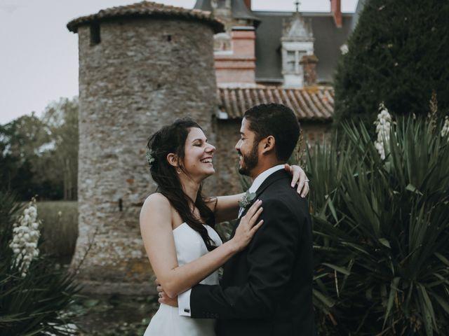 Le mariage de Rafael et Sandrine à Haute-Goulaine, Loire Atlantique 60