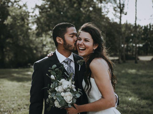 Le mariage de Rafael et Sandrine à Haute-Goulaine, Loire Atlantique 63