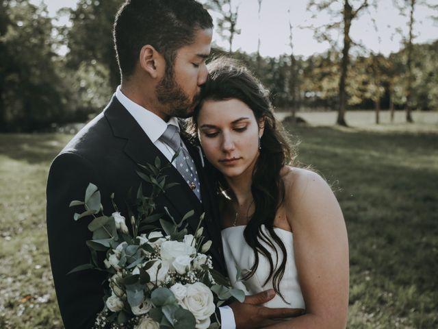 Le mariage de Rafael et Sandrine à Haute-Goulaine, Loire Atlantique 64