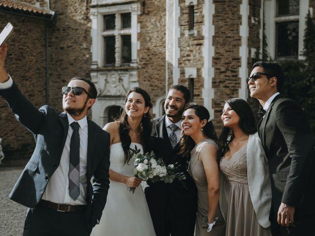 Le mariage de Rafael et Sandrine à Haute-Goulaine, Loire Atlantique 69