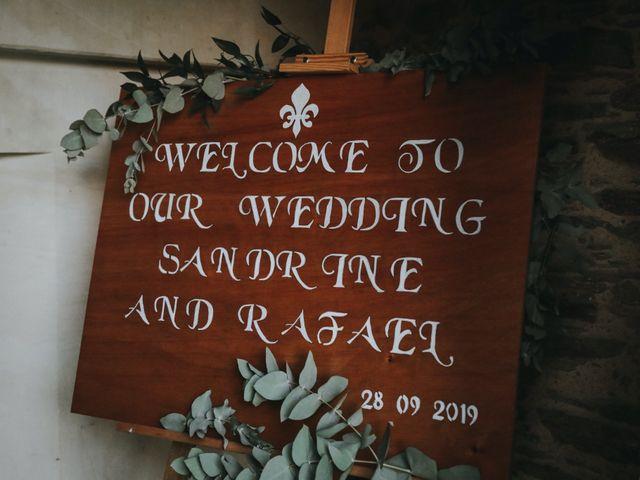 Le mariage de Rafael et Sandrine à Haute-Goulaine, Loire Atlantique 72