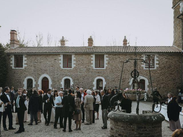 Le mariage de Rafael et Sandrine à Haute-Goulaine, Loire Atlantique 81