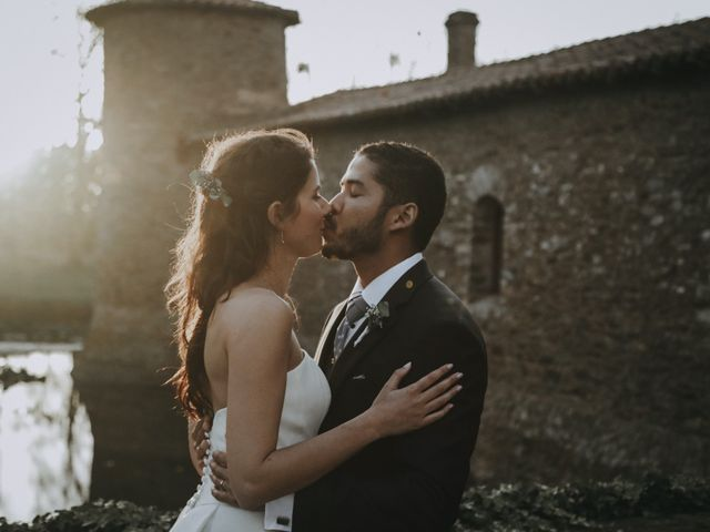 Le mariage de Rafael et Sandrine à Haute-Goulaine, Loire Atlantique 86