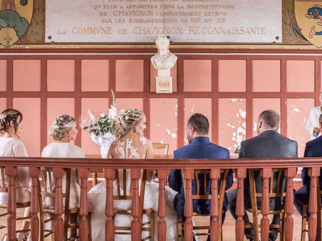 Le mariage de Bruno et Fanny à Chavignon, Aisne 6