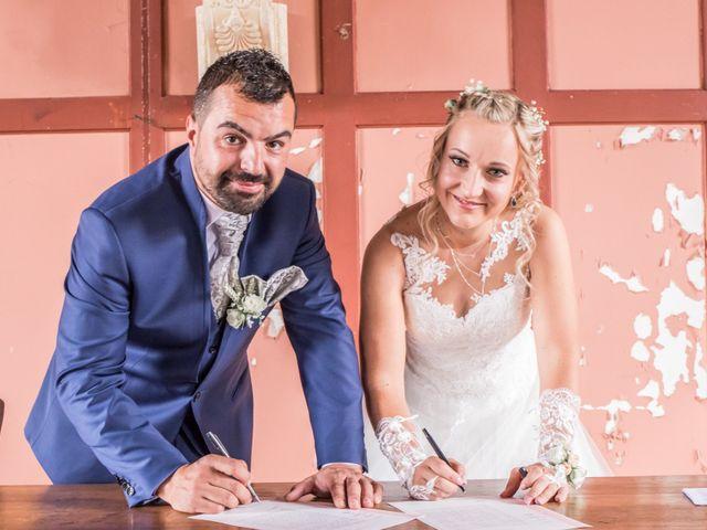 Le mariage de Bruno et Fanny à Chavignon, Aisne 7