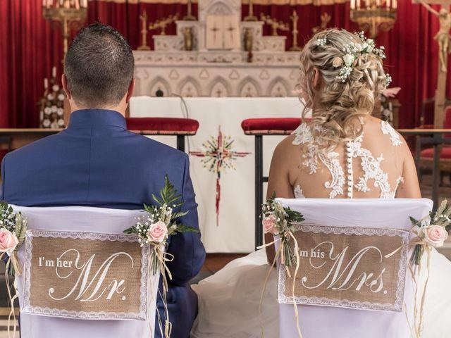 Le mariage de Bruno et Fanny à Chavignon, Aisne 8