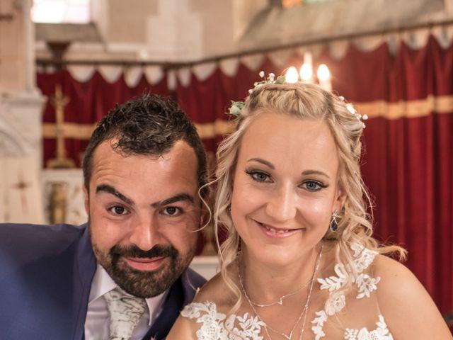 Le mariage de Bruno et Fanny à Chavignon, Aisne 9