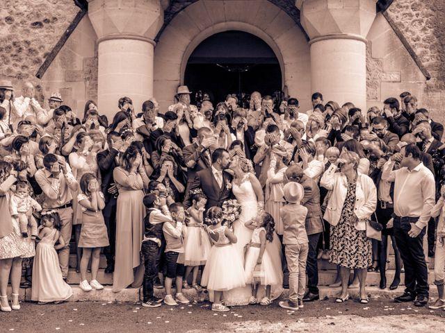 Le mariage de Bruno et Fanny à Chavignon, Aisne 11