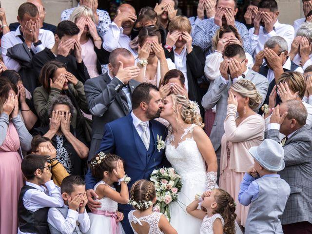 Le mariage de Bruno et Fanny à Chavignon, Aisne 12