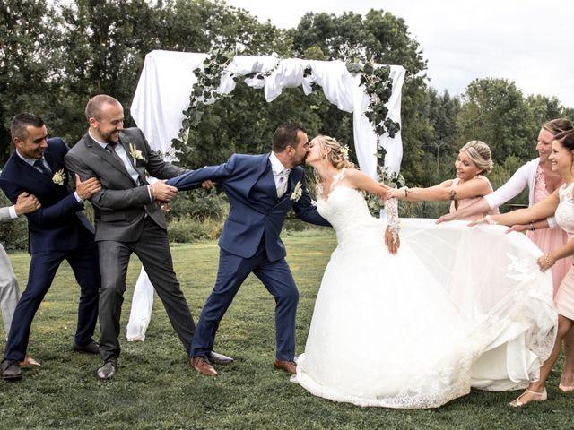 Le mariage de Bruno et Fanny à Chavignon, Aisne 15