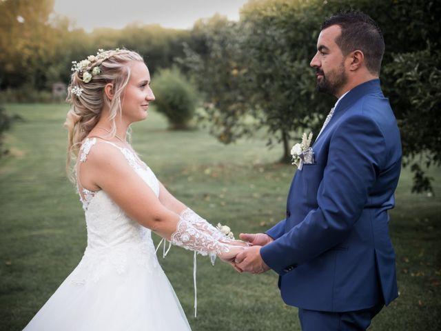 Le mariage de Fanny et Bruno