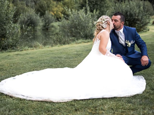 Le mariage de Bruno et Fanny à Chavignon, Aisne 22