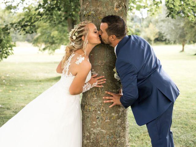Le mariage de Bruno et Fanny à Chavignon, Aisne 24